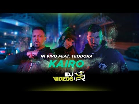 IN VIVO X TEODORA - KAIRO (OFFICIAL VIDEO)