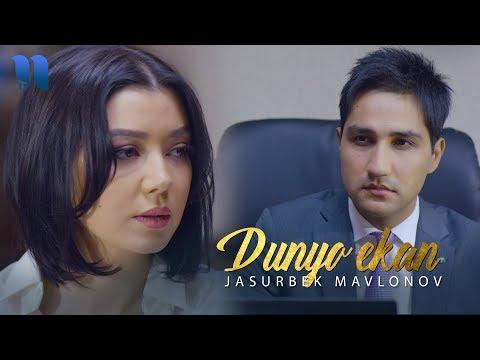 Jasurbek Mavlonov - Dunyo Ekan | Жасурбек Мавлонов - Дунё экан