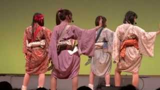 2013.07.28 三重県桑名市初登場 大正琴演奏会 スペシャルゲストの平成琴...