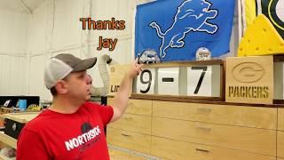 5K Giveaway Announcement // Dallas Cowboys Flag // Shop Update