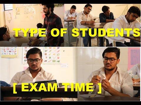 Types of Students [Exam Time]  Haryanvi Comedy Video | HAPPY BHAMBHU |