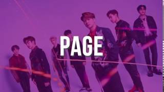 Got7 (갓세븐) - page lyrics