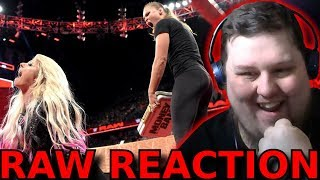 Ronda Rousey gets suspended! : 18/06/2018 : RAW Reaction