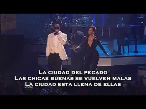 Jay-Z - Empire State of Mind ft. Alicia Keys [LIVE] 'Subtitulos en Español'