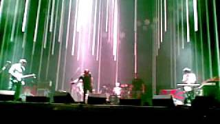 radiohead the gloaming myxomatosis 25 08 2009 poznań