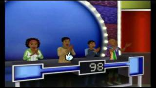 Family Feud 2010 Wii: Family Game Time Episode 4