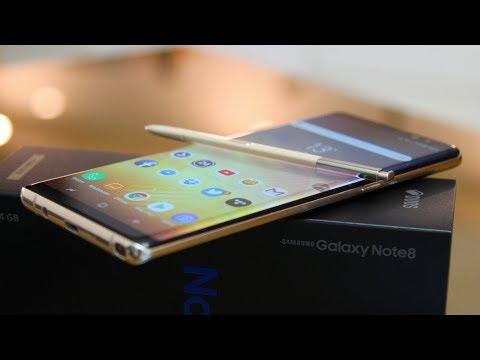 Samsung Galaxy Note 8 - recenzja, Mobzilla odc. 396