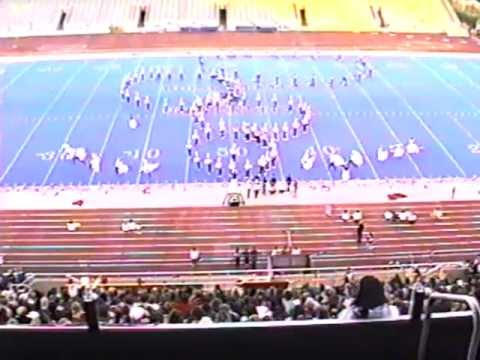 Meridian High School Marching Band 1994