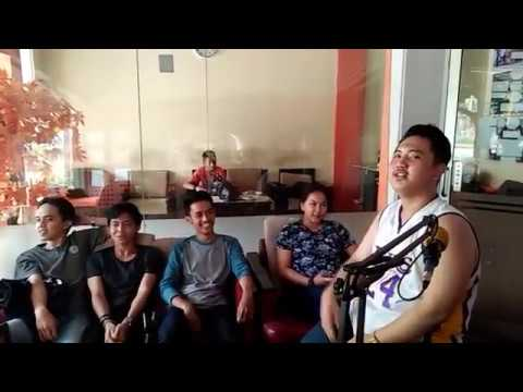PRIVATE PEOPLEZ VISIT SERANG RADIO, NEW SINGLE TEMAN TERBAIK