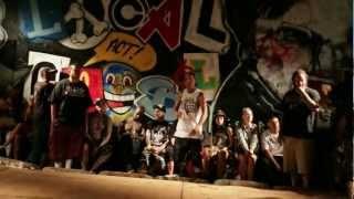 Travis Barker & Yelawolf - 6 Feet Underground (feat. Tim Armstrong) (1080p)