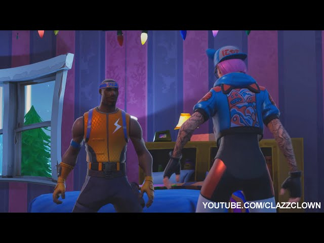 FORTNITE IN THE HOOD 6 SHORT FILM ???????? DRIFT NEW GIRLFRIEND LYNX IS THICC | LOVE STORY STAGE 3 SKIN
