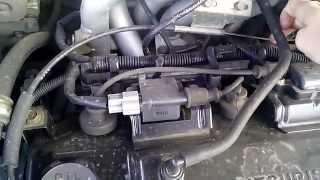 Стук гидрокомпенсаторов Mitsubishi lancer 9