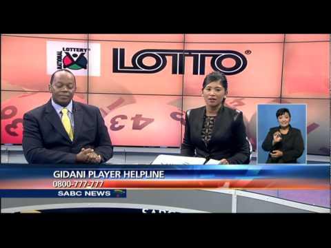 Unclaimed lotto winnings