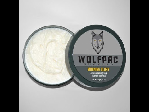Wolfpac Morning Glory Soap Review and the Return of the Bob Quinn Custom!!!