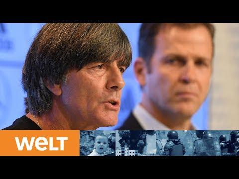 WM-Desaster: Das ist die Analyse von Jogi Löw und sein neues Länderspiel-Aufgebot