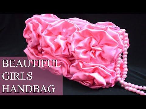 D.I.Y Beautiful Girls Handbag Tutorial |House Of Fashion