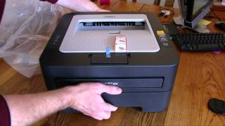 Brother HL-2230 Laser Printer  - Unboxing and Review - Budget Printing Perfection