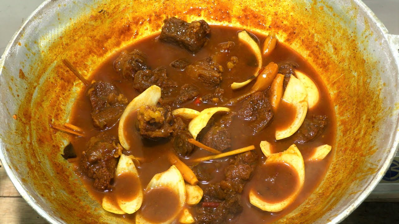 CÀ Ri CHÀ… Cà Ri Bò cách nấu kiểu Ấn ĐỘ ✅✅ Curry beef Vietnam Food