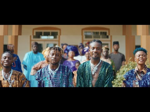 Street Billionaires - Yoruba Ni Mi (Official Video)
