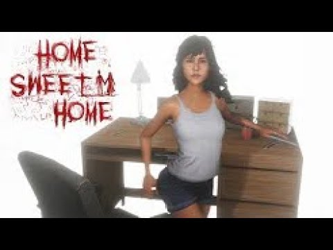ХОРРОР ИГРА ► Home Sweet Home Прохождение #1 ► ПРОХОЖДЕНИЕ ХОРРОР ИГРЫ НА РУССКОМ