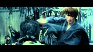 Rurouni Kenshin 2 - The Great Kyoto Arc Official Trailer HD 2014
