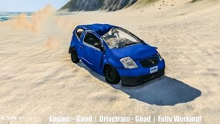 WILL IT STILL DRIVE #1 - BeamNG Drive Crashes