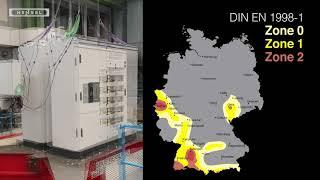 HENPROTECT 📈🛡️ Erdbebensicherheit für SAS-Niederspannungs-Schaltanlagen
