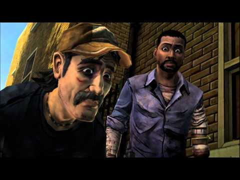 Let's Play The Walking Dead #24: GAME OVER HACKS
