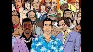 Gta Vice City Karakterlerini Ne Kadar İyi Tanıyorsun?