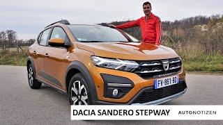 2021 Dacia Sandero Stepway TCe 90 CVT: Test, Review, Fahrbericht