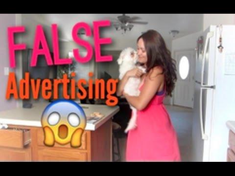 online dating false advertising
