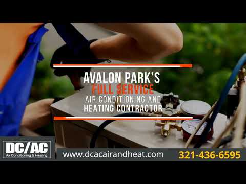 AC Repair Avalon Park | DC / AC Air and Heat | 321-436-6595