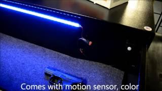 Maxmysafe Underbed Safe Monster Vault Custom Light Video
