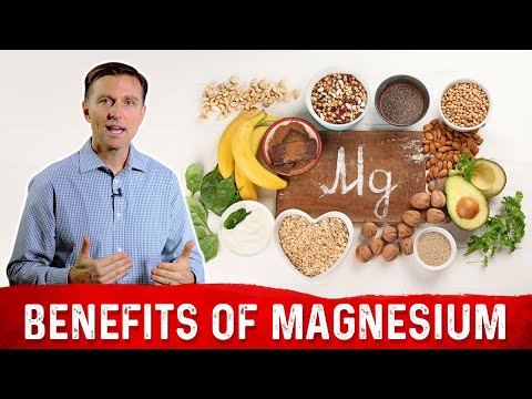 The Benefits Of Magnesium