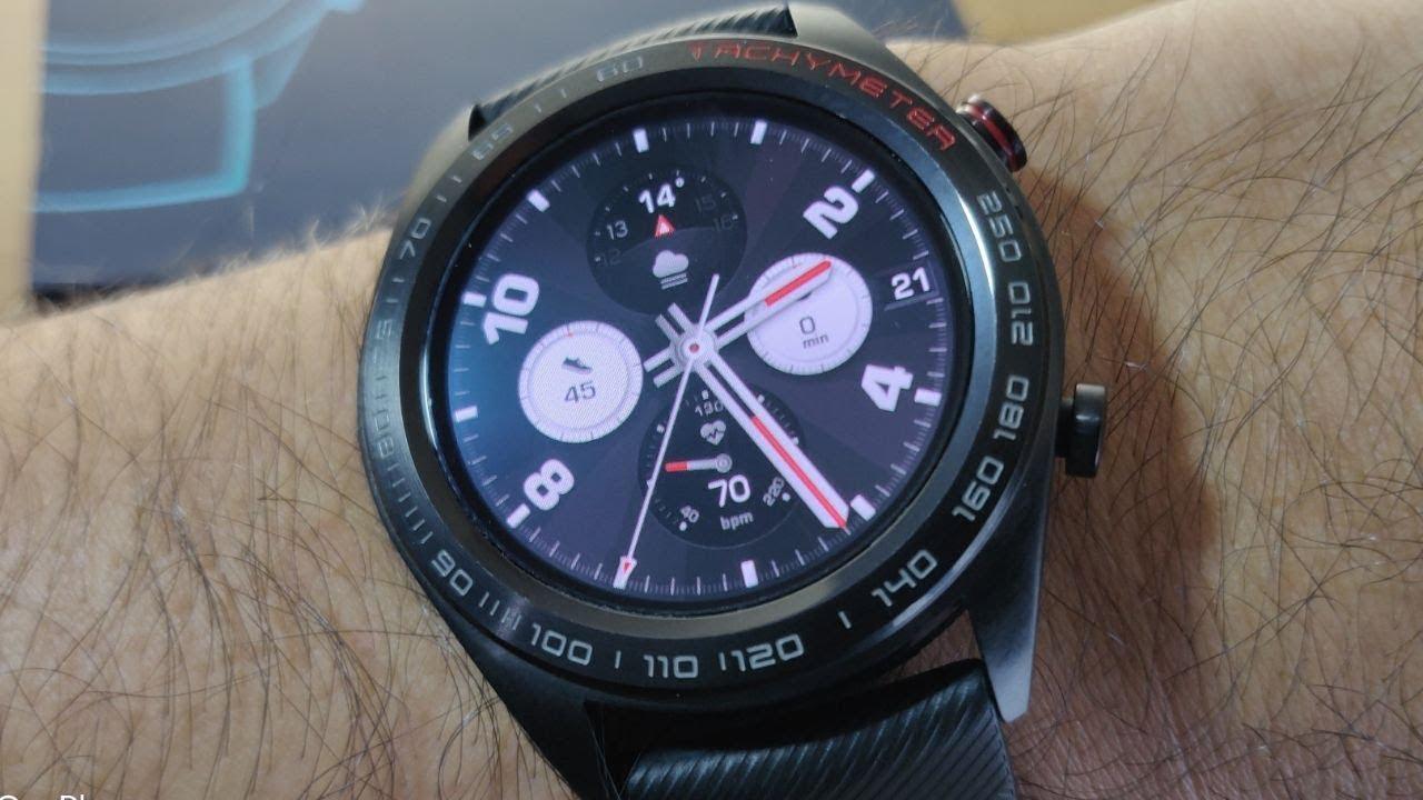 Huawei Honor Magic Watch Smartwatch - Unboxing - YouTube