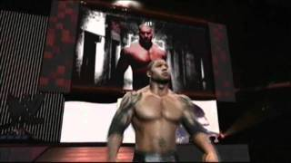 WWE Smackdown vs RAW 2011: Batista Entrance