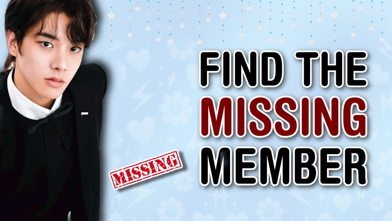 CAN YOU FIND WHICH KPOP GROUP MEMBER IS/ARE MISSING? [ HARD VER. ] | KPOP GAMES