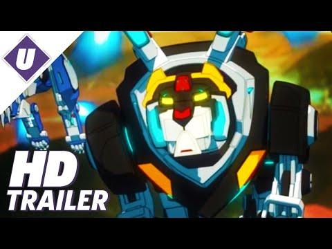 Voltron Legendary Defender - Official Season 7 Comic-Con Trailer | SDCC 2018