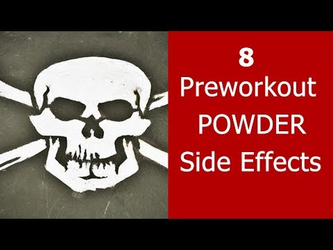 8 Preworkout Powder Side Effects [You Should Know About]