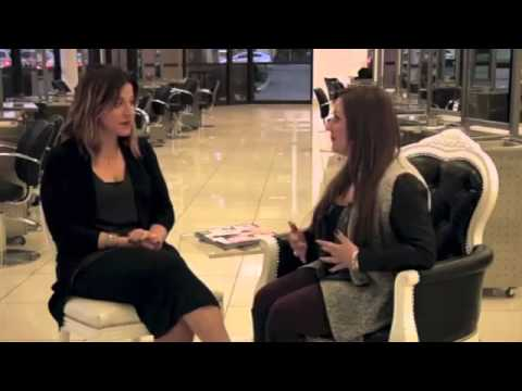 OC FASHION WEEK's HAUTEWIRE with Adrina Rose Interview with Toni & Guy Hairdressing Academy