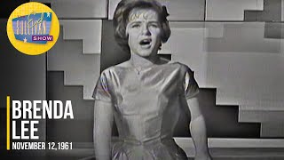 """Brenda Lee """"Fool #1"""" on The Ed Sullivan Show"""