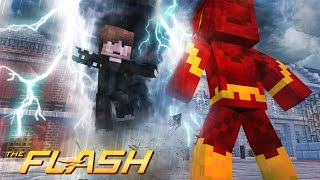 Minecraft : THE FLASH #2 - CLYDE MARDON ! O CONTROLADOR DE TORNADOS !!