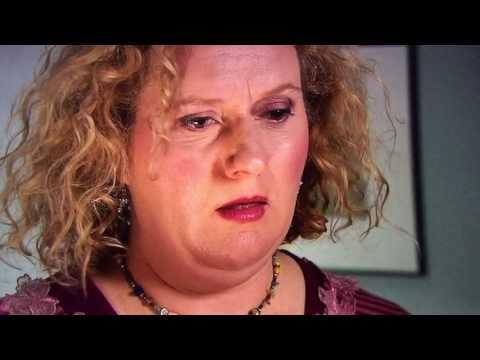 Terri has to fire Regina in All Saints  Celia Ireland