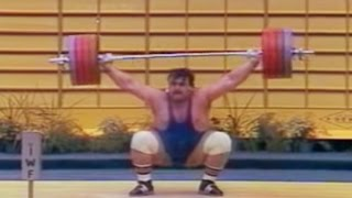 1986 World Weightlifting Championships.