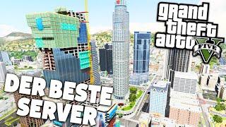 Der BESTE GTA SERVER! - GTA Roleplay - GTA Life Deutsch | Roleplay Mod Server - StateV
