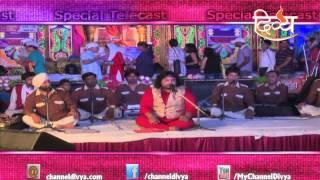 Bhajan Sandhya | Patel Market,Sector 15 | Chandigarh | Jonny Sufi | Nooran Sisters | Channel Divya
