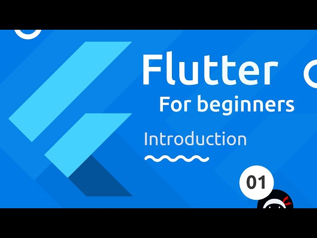 Flutter Tutorial for Beginners #1 - Intro & Setup