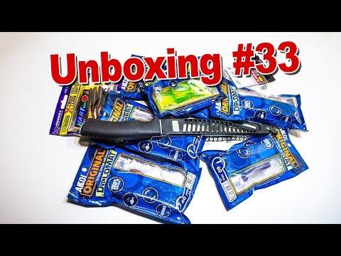 Распаковка Akkoi, CrazyFish, Gurza, Kosadaka от магазина Spinningline
