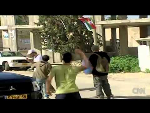 A human rights group is accusing Israel of mistreating Palestinian child detainees..flv