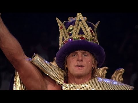 Owen Hart makes history: King of the Ring 1994